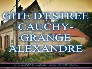 Gîte d'Estrée Cauchy, Gauchin-Legal