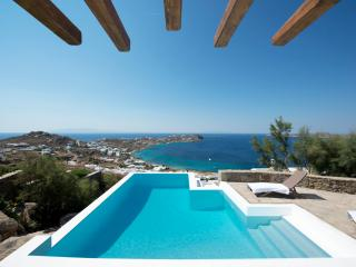 3 BDR Villa Emerald, private pool, amazing seaview, Agios Ioannis