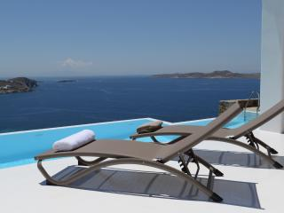 3 BDR Villa Iolite, private pool, amazing seaview, Agios Ioannis