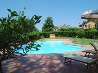 L'Antica Quercia - Apartment in Villa, Sacrofano