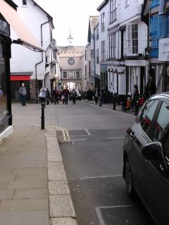 Totnes - High Street