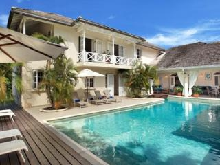 6br Villa Sandy Lane, 2Pools, Cook, Beach Club!