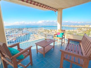 Cozy Apartment 1 seafront with spectacular views, Playa de Palma