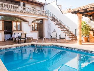 Restored house in the town of LLucmajor with pool, Llucmajor