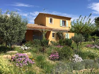 Le Plan de la Tour Var, Villa 8p. air condition, private pool, 20 km to St Tropez