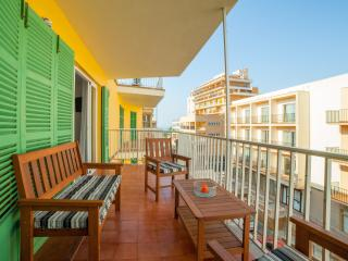 Cozy apartment 50 meters from the beach, Playa de Palma