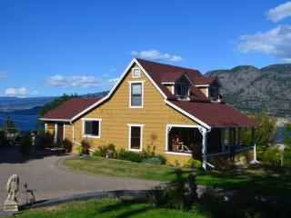 View property over looking Skaha Lake in Kaleden,, Penticton