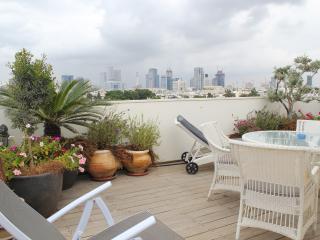 Dizengoff 152 - Amazing duplex-terrace
