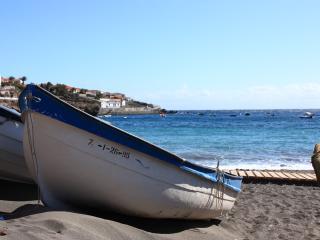 Cómodo apartamento de playa eb El Poris, Arico