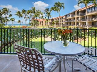 Tropical + Lanai + Spectacular Ocean Views & Sunsets!