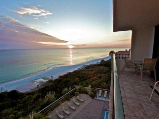 508 One Seagrove Place ~ 2BR/2BA Condo Gulf Views ~ Corner Unit - POOL HEAT!