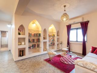Oriental style, apartment in the heart of Rehavia, Jerusalén