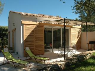 Gîte au coeur de la garrigue, Nimes,  Montpellier, Sommières