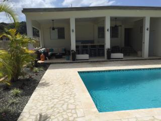 NEW POOL & PATIO, 3 YEAR OLD PRIVATE HOME 5 MILES FROM THE BEACH, Isabela
