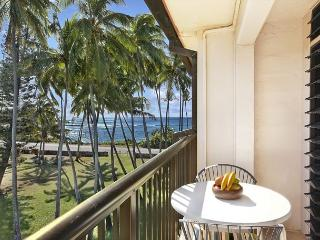 Kauai Prince Kuhio 307 *Magnificent Sunrise OCEAN VIEW on 3rd floor*