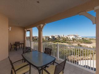 Cinnamon Beach End Unit - 345 !   Over 2100 sf with Golf/Ocean Views !, Palm Coast