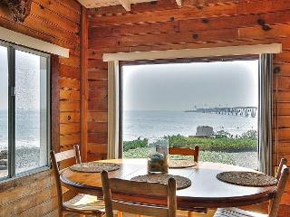 2BR Ocean Front Bungalow, Rincon Beach, Sleeps 6