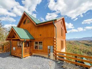 A KING'S PARADISE IN THE SMOKIES WITH INDOOR POOL,THEATER & SPECTACULAR VIEWS