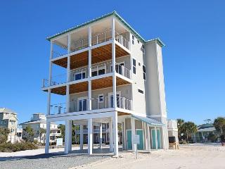 New N Cape 4 Bed/4.5 Baths, Heated Pool, $250 of Sunset Beach Gear!, Cape San Blas