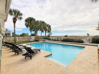 Nice! 3,600 Sq Ft with Gulf-Facing Pool, Fenced Yard, Private Beach Access, Port Saint Joe