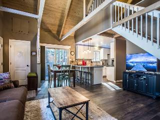 Completely Remodeled in Tahoe Island - Close to Lake, Skiing & Trails, Dog OK