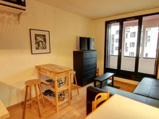 Comfortable Studio E apartment in central Chamonix
