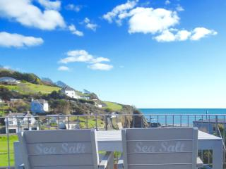 Sea Salt Hillside Villa, Looe