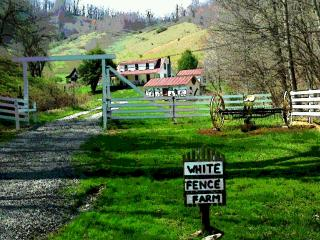 105 Acre White Fence Farm, Trade