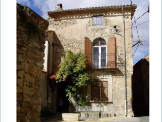 Traditional village house in La Liviniere