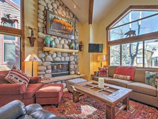 3BR Breckenridge House w/ Peak 8 Ski-In Access!