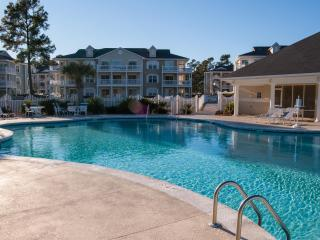 New Listing! Extraordinary 2BR Calabash Condo at Brunswick Plantation w/Wifi, Huge Private Balcony & Pool Access - Minutes to Ocean Isle Beach, Sunset Beach, Golf Courses & More!