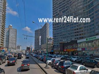Rent apartments in Moscow downtown., Moscú