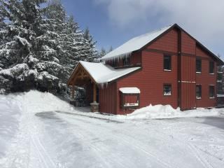 Treetop 3 Bedroom. Close to Village and Slopes, Snowshoe