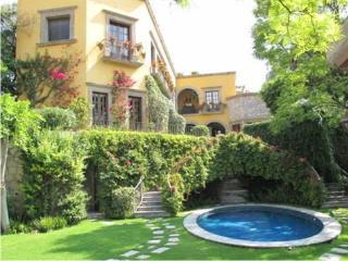 Casa Dorada, San Miguel de Allende