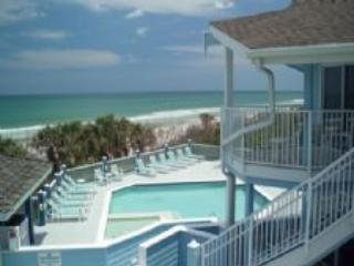 New Smyrna Beach Florida timeshare on beach