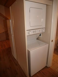 In Suite - Washer/Dryer