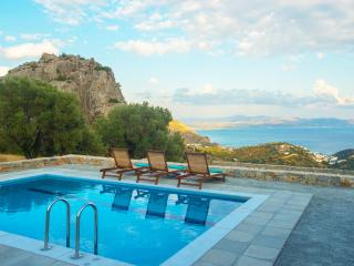 Evgoro Villa Vrahos, amazing sea views!, Rethymnon