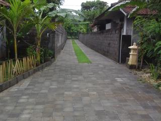 this is the entrance to Mulia home stay