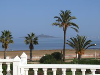 Beachfront VILLA - STUNNING sea views & own POOL, Los Urrutias