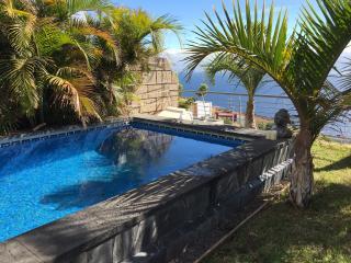 Chalet con vistas y piscina privada, Candelaria