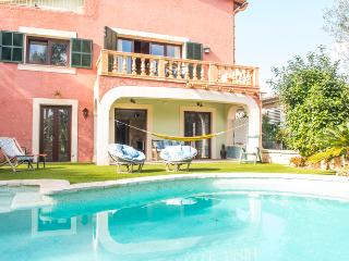 Finca with private pool close to Port Adriano&Golf