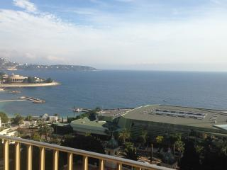 Prima fila, vista mare Monte-Carlo, Montecarlo