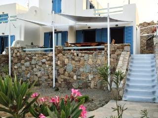 Psarou summer villa II in Mykonos, Ornos
