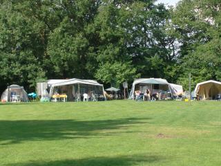 Ruime kampeerplaats op Vakantiepark Adelhof