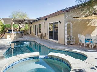 Peaceful Desert Hot Springs Rental- With Pool and Hot Tub!