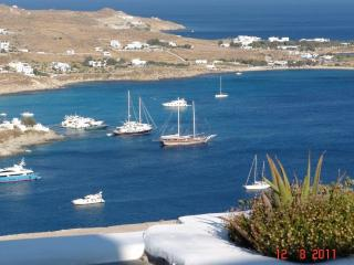 Psarou summer villa III in Mykonos, Ornos