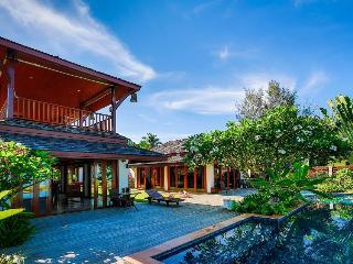 Samui Island Villas - Villa 100 Luxury Beach Front, Lipa Noi
