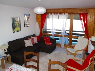 72m2 Ski/Sun apartment for 4-6, 200m from ski lift, St. Gervais les Bains