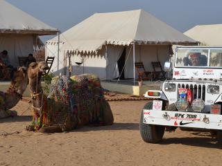 Pushkar Camel Safari & Desert Camp