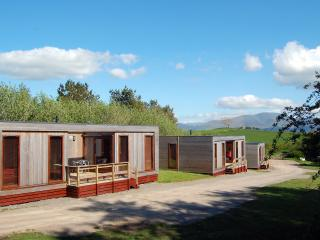 Our three modern and contemporary style Dobby Lodges